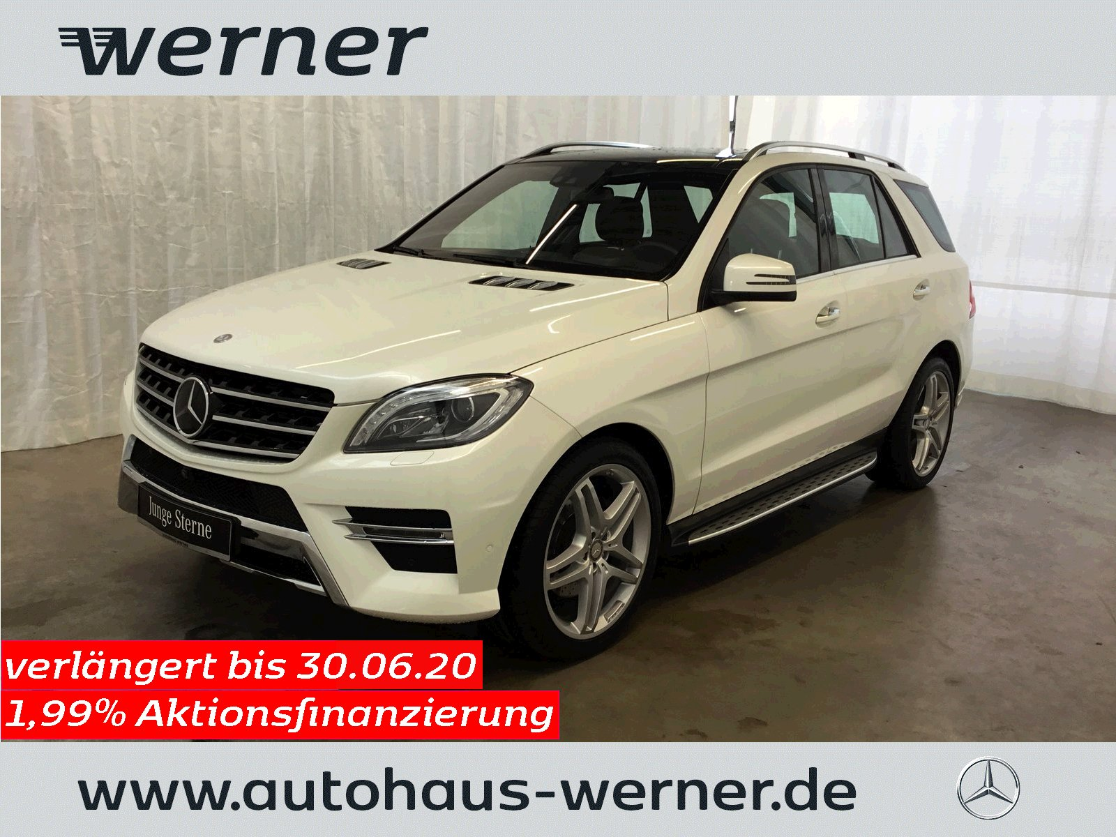 MERCEDES-BENZ ML 350 BT 4M AMG