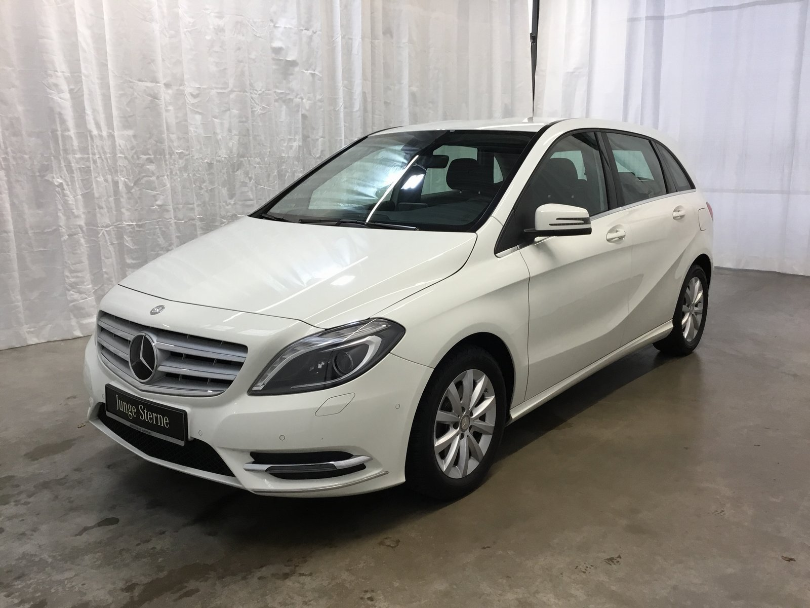 MERCEDES-BENZ B 200 CDI BE Automatik