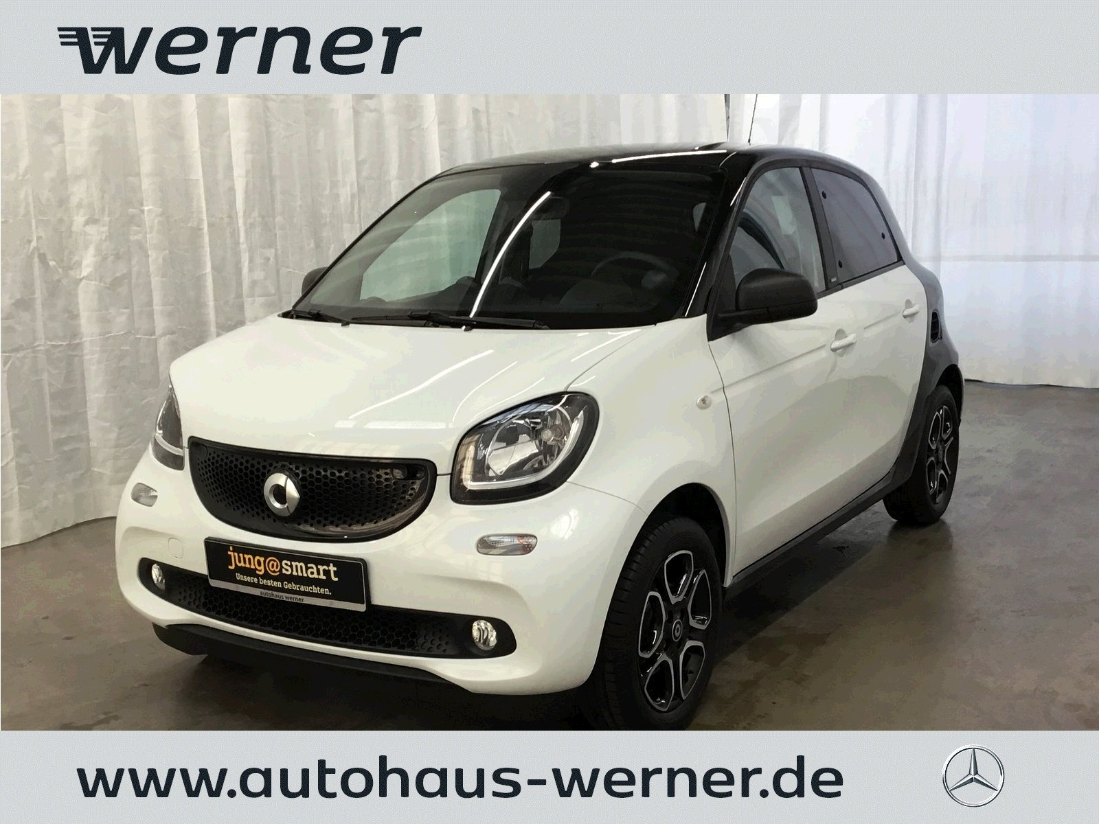 SMART forfour 52 kw passion