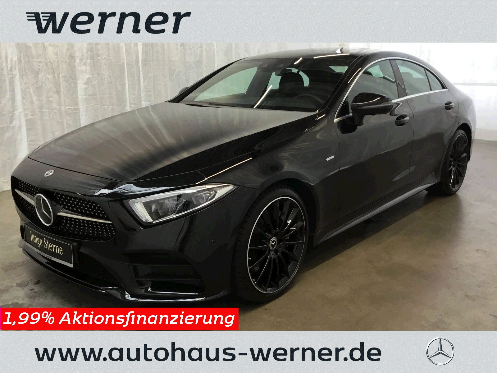 MERCEDES-BENZ CLS 450 4M Edition 1
