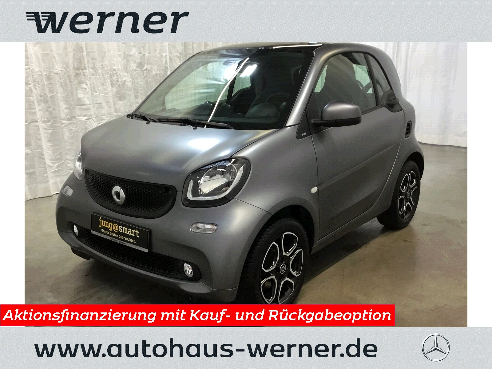 SMART fortwo coupe 66 kw prime twinamic
