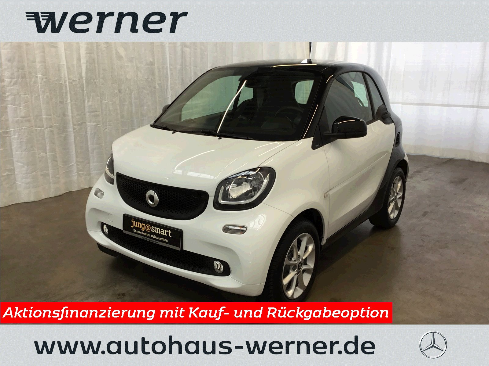 SMART fortwo coupe 52 kw prime twinamic