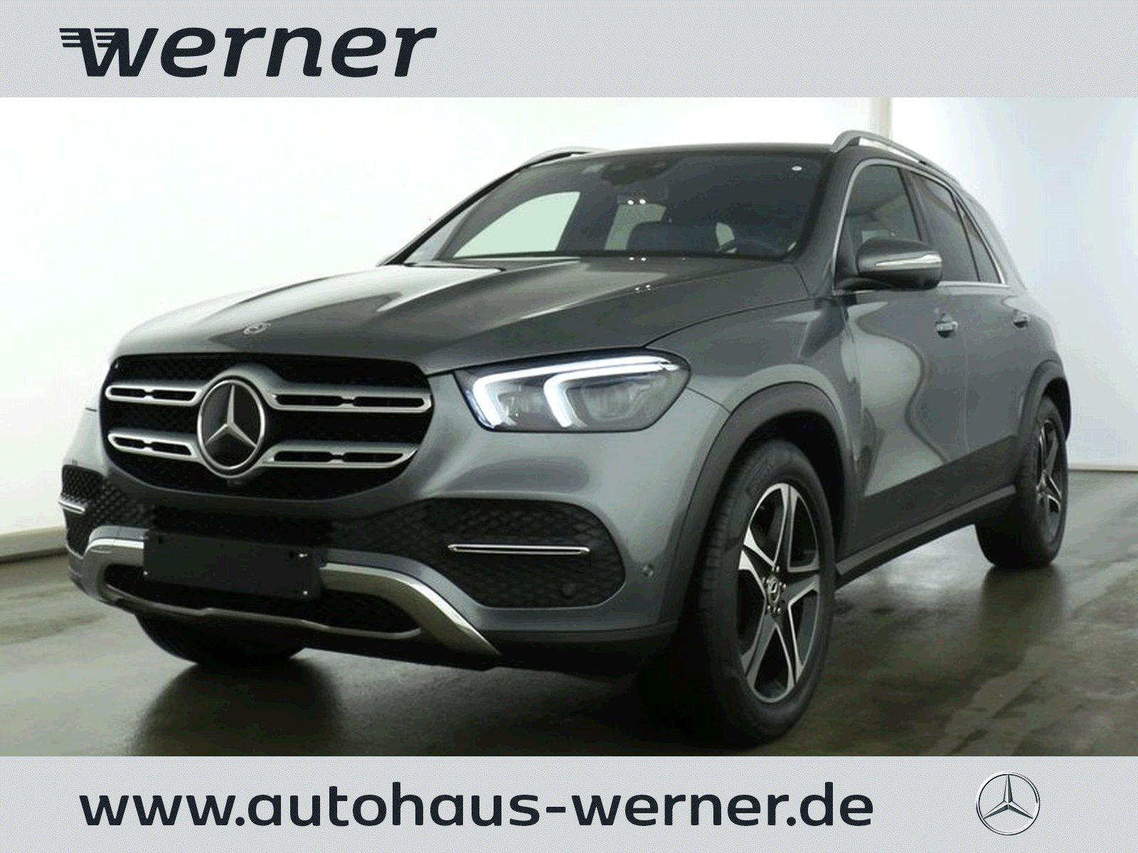 MERCEDES-BENZ GLE 350 d 4M Exclusive