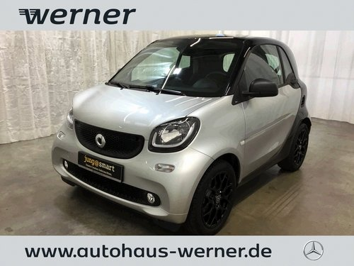 SMART fortwo coupe 52 kw passion Sport