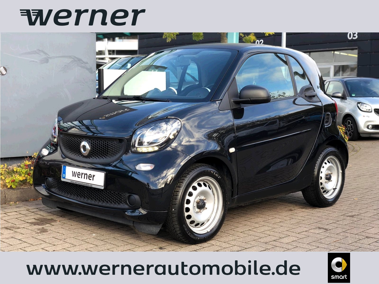 SMART fortwo coupé 45 kW