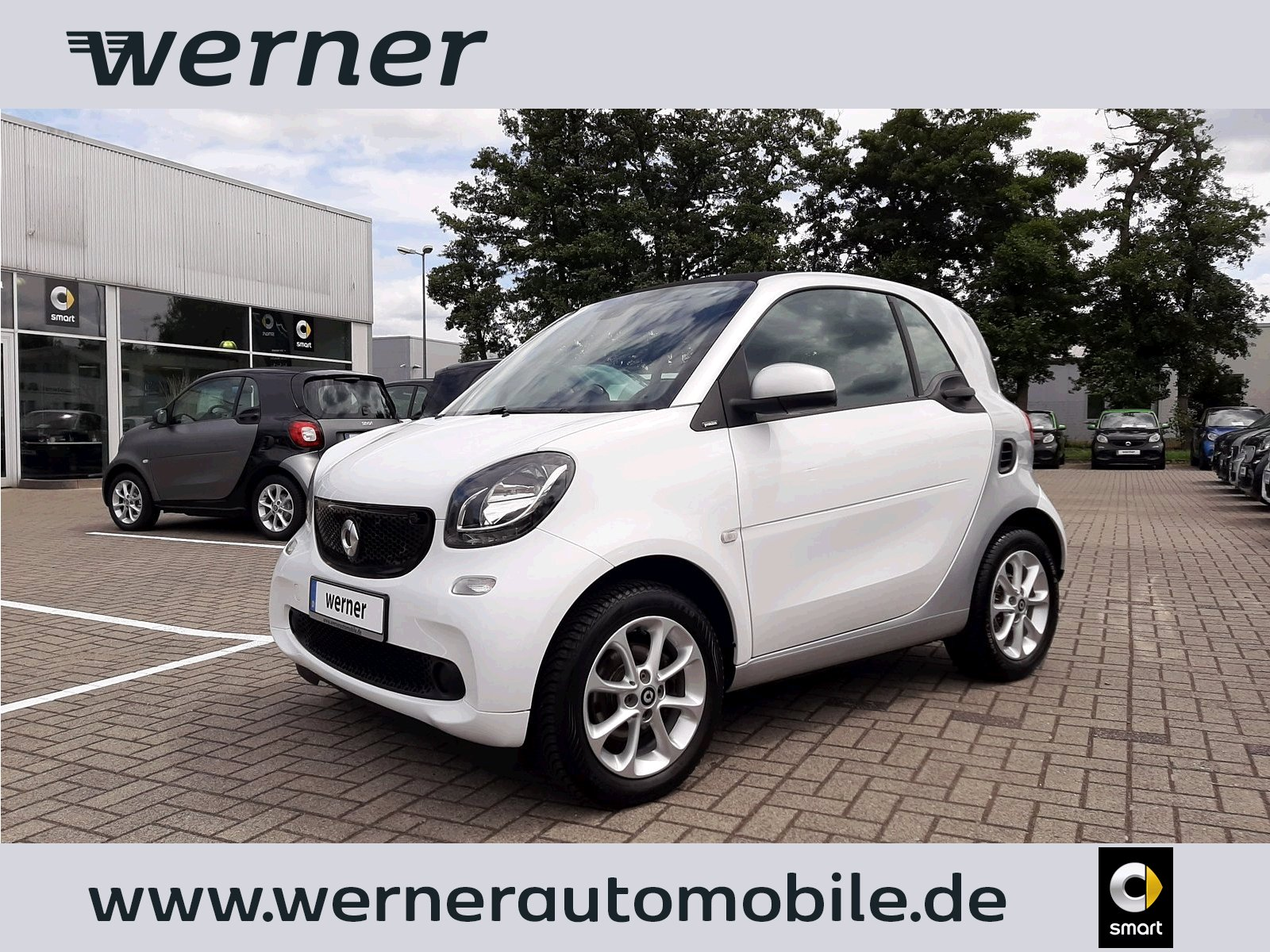 SMART fortwo coupé 52 kW passion