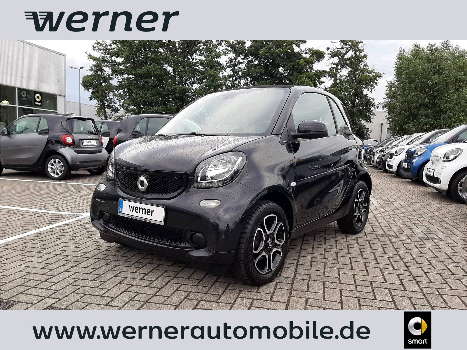 SMART fortwo coupé 52 kW prime