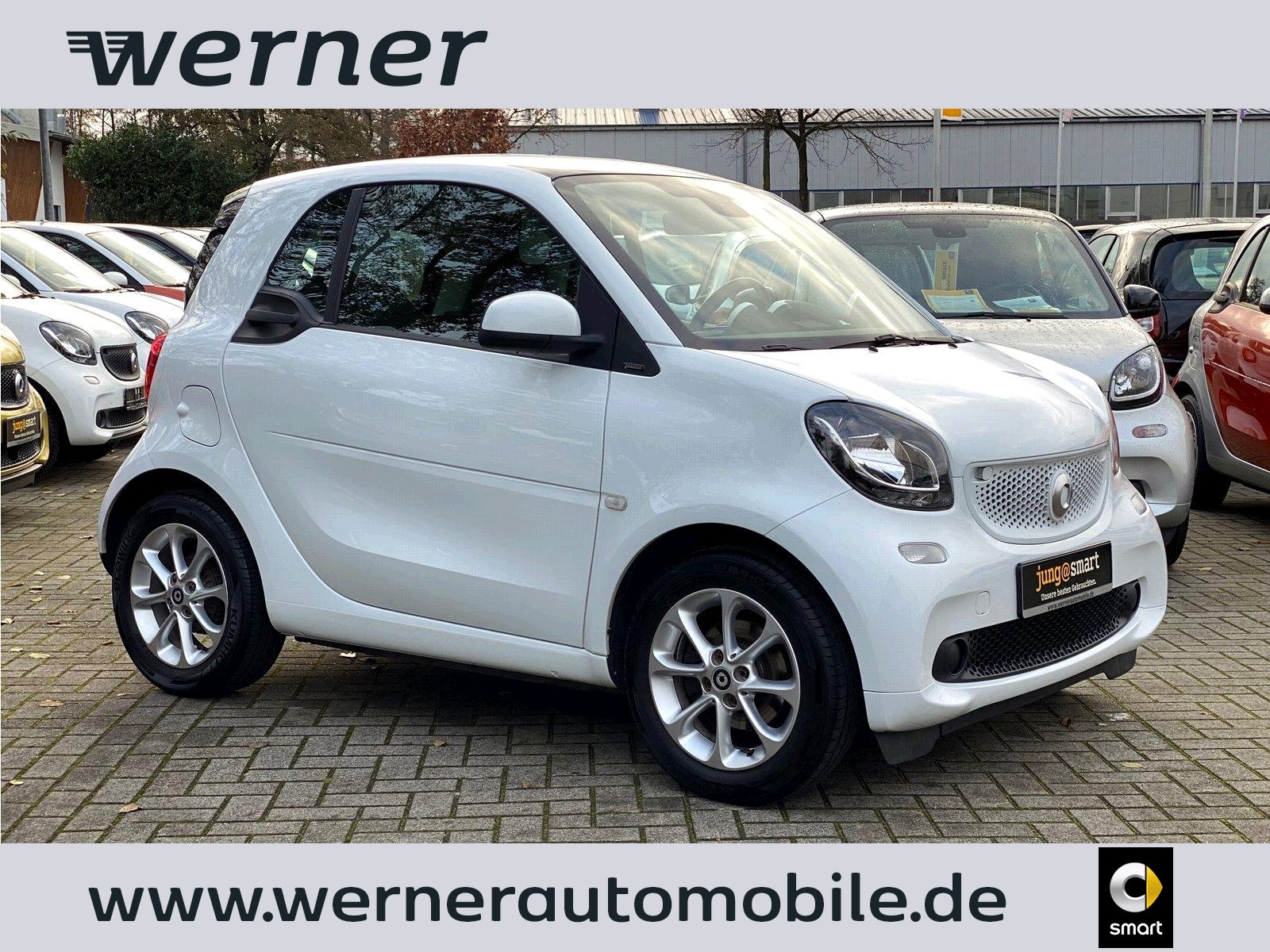 SMART fortwo coupe 52 kw passion