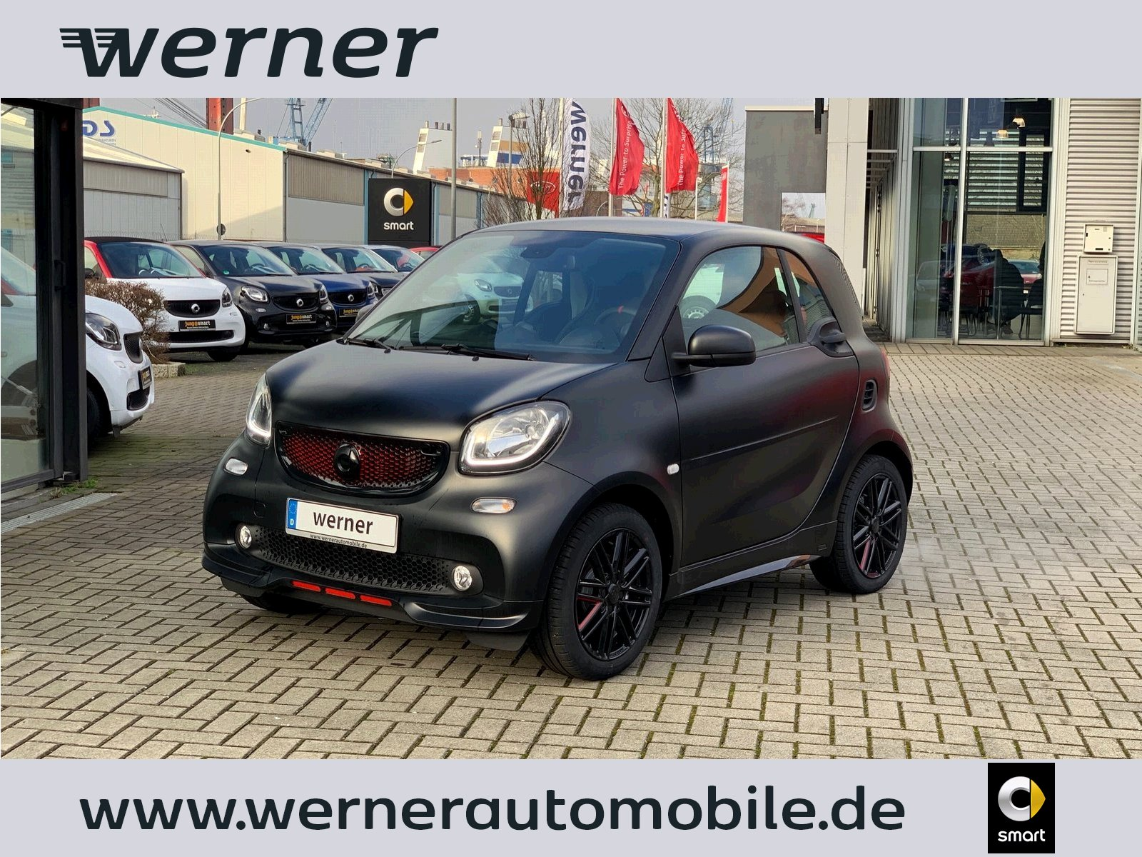 SMART fortwo coupe 52 kw