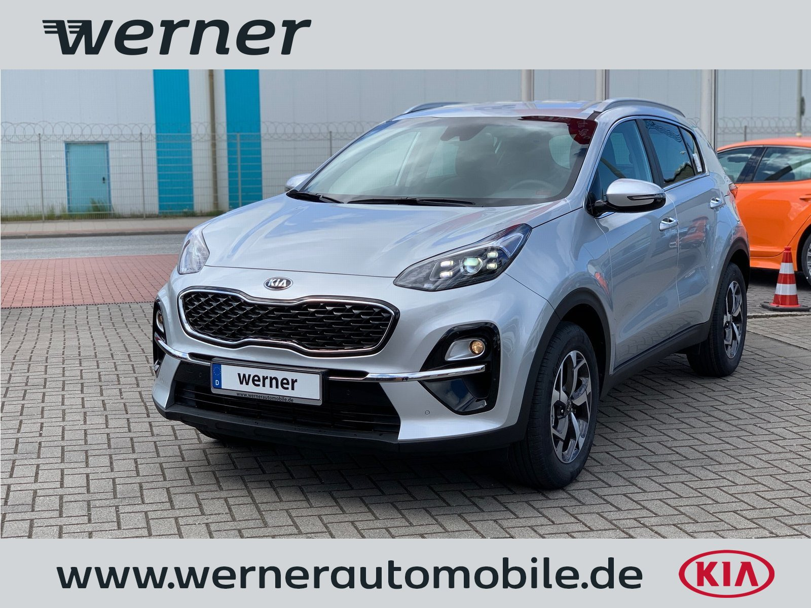 KIA Sportage QLPE 1.6 GDI Dream Team 2WD Premium+