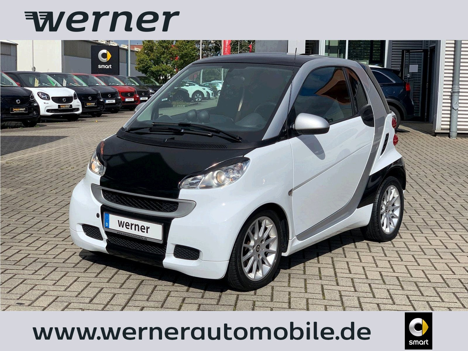 SMART fortwo coupé 52 kw passion mhd