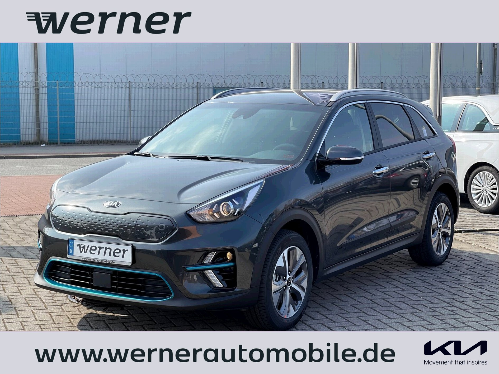 KIA Niro EV 204 Vision 3PH Plus