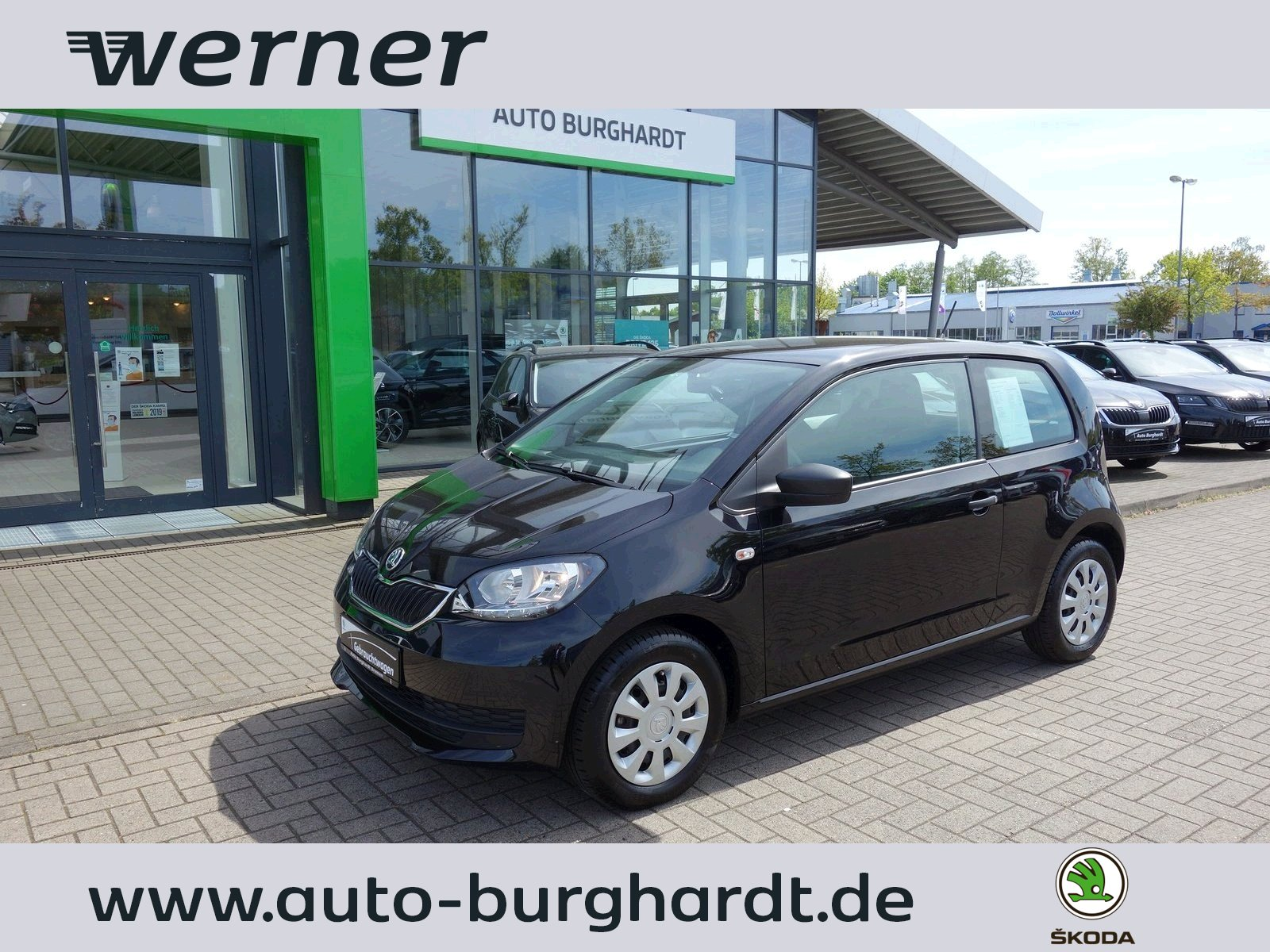 SKODA Citigo Cool Edition 1.0