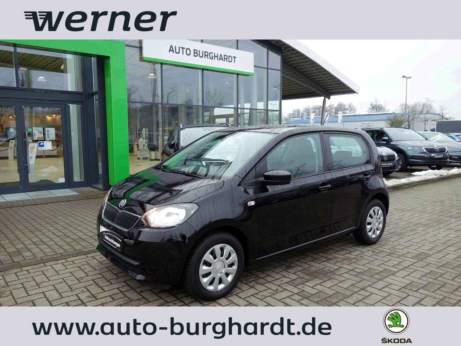 SKODA Citigo 1.0 Ambition