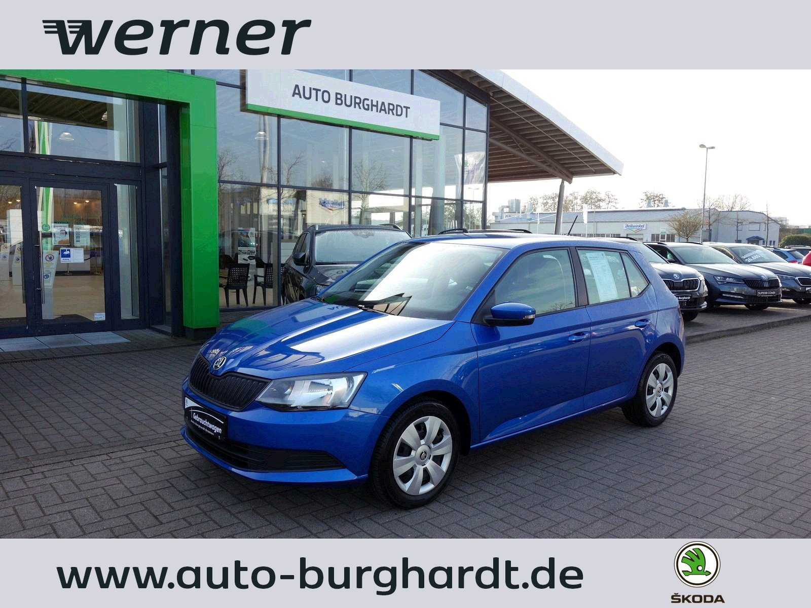 SKODA Fabia 1.2 TSI Cool Edition