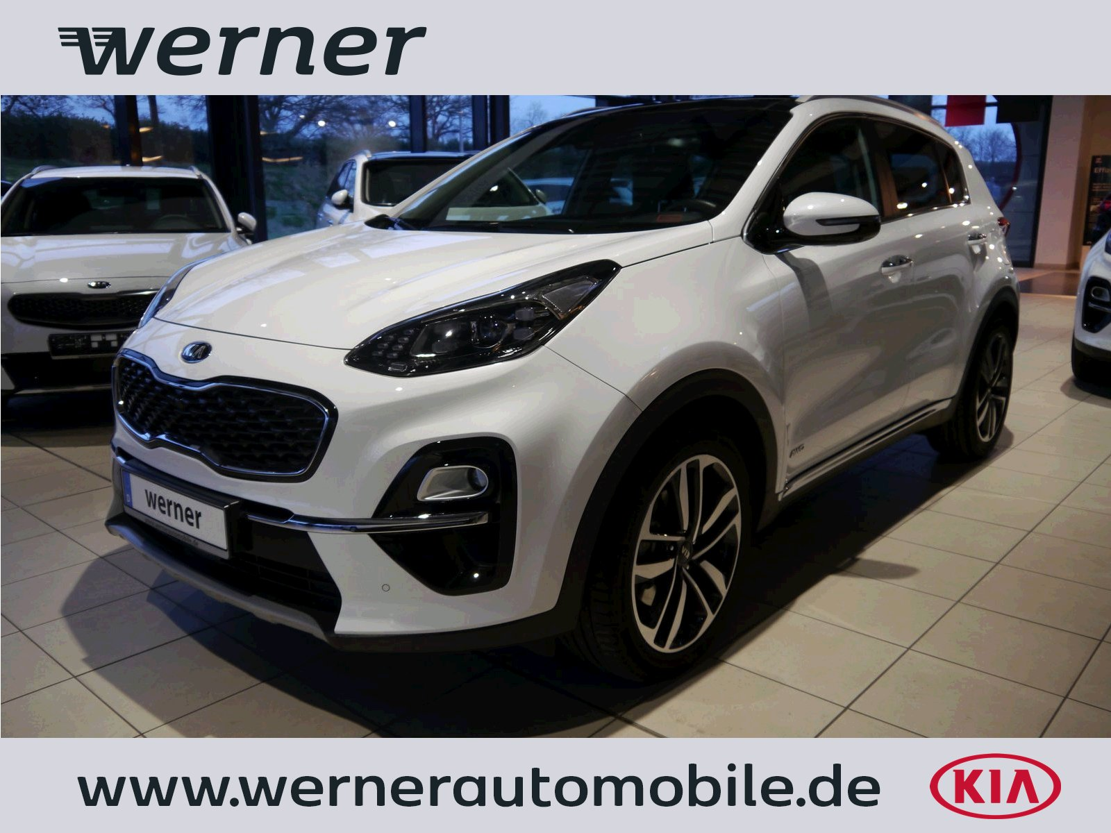 KIA Sportage QLPE 2.0 CRDi 185 Platinum AWD AT
