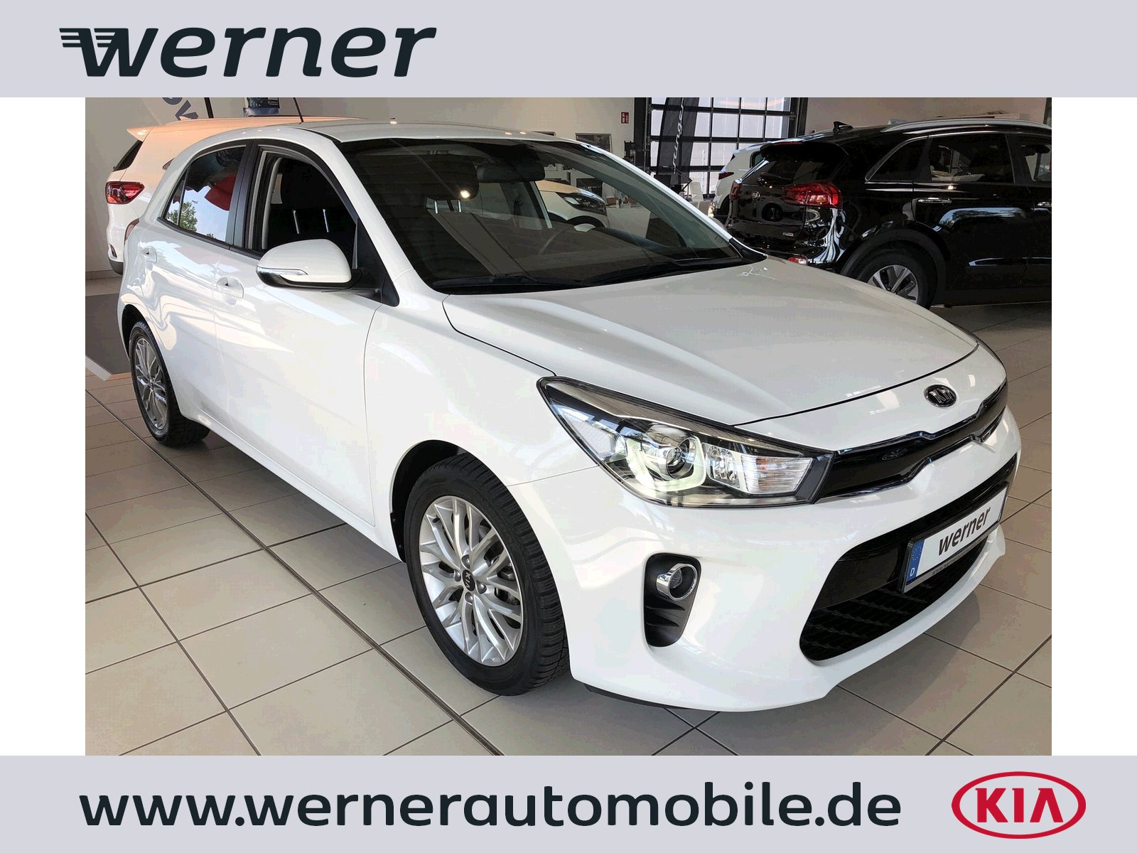 KIA Rio YB 1.2 Dream Team Edition