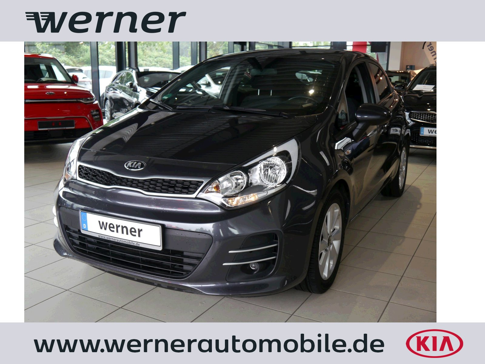 KIA Rio 1.4i Dream-Team