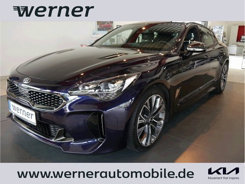 KIA Stinger CK 2.0 T-GDI GT-Line AT Exclusive Technology