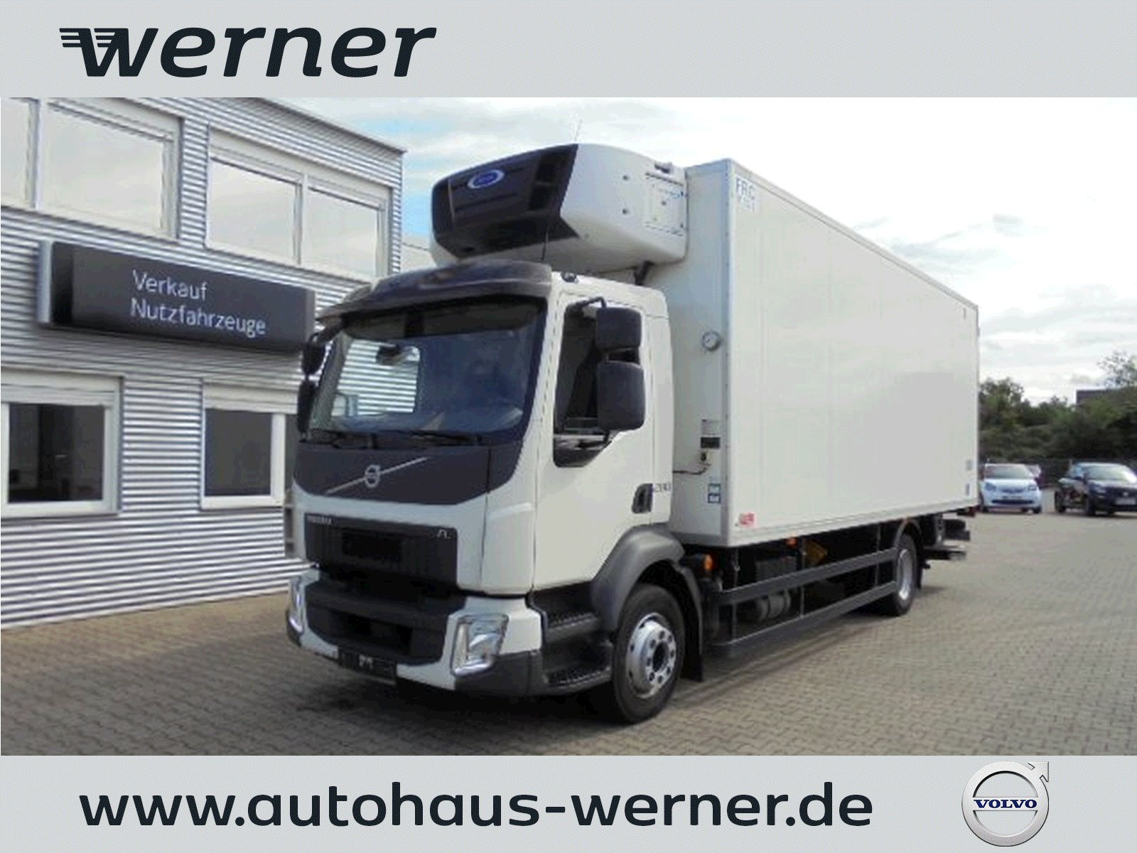 VOLVO FL 280 14to. TK-Koffer LBW Carrier 1250 S